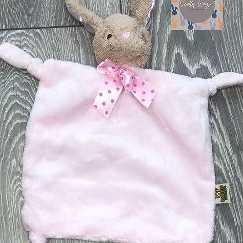 Rabbit comforter NEW