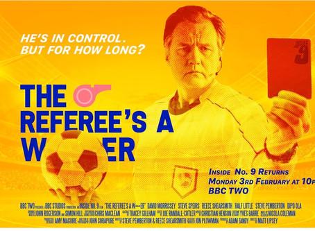 Inside No9 (S5) 'The Referee's a W***er