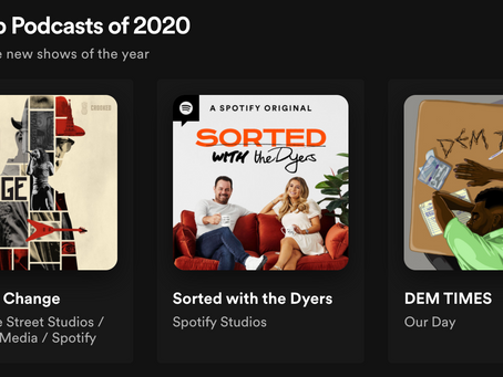 Best Podcasts of 2020
