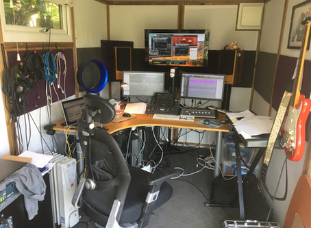 Got to Tidy the studio ...but got a few things to do first
