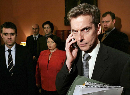 15 years since The Thick of It launched