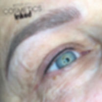 Annual microblading colorboost & tattooe
