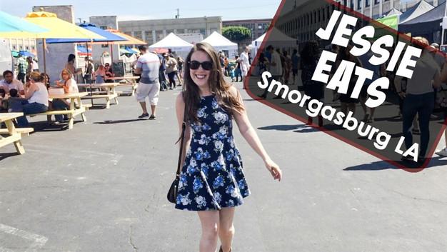 Smorgasburg LA Opening!