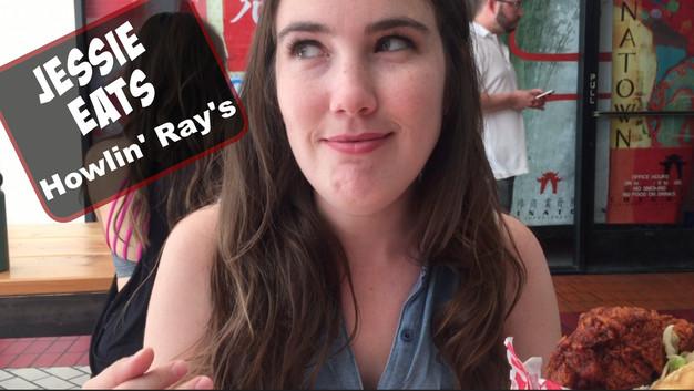 Howlin Ray's!