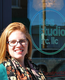 Lisa Whitney, Founder and President of Eos Studio Arc.  ESA is a small architectual firm located in Pittsburgh, PA.  Specifically focused on safety, beauty and funcionality, her firm is dedicated to economically working with local families and neighborhood businesses and organizations.