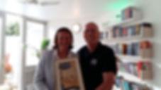 Anne Chambers Books@One Festival Louisburgh