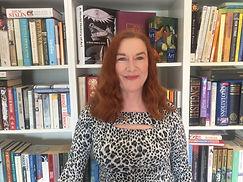 Writer Marian Kilcoyne