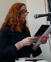 Marian Kilcoyne Books@One Festival Louisburgh