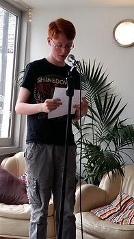 Open Mic Books@One Festival Louisburgh