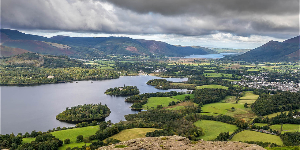Walla Crag and Bleaberry Fell