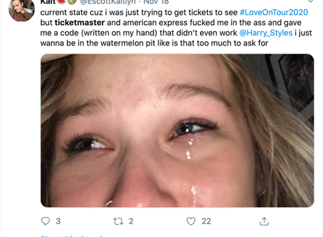 The Failure of the Primary Ticketing Industry