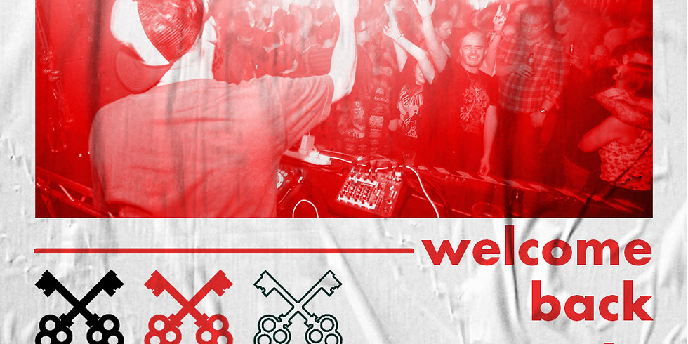 Postponed - Welcome Back Party