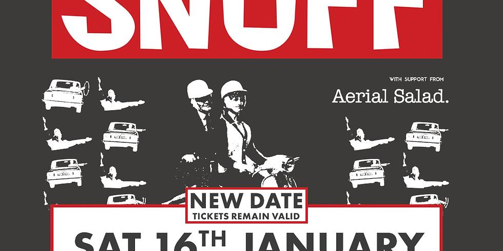 (Postponed) - Snuff + Aerial Salad