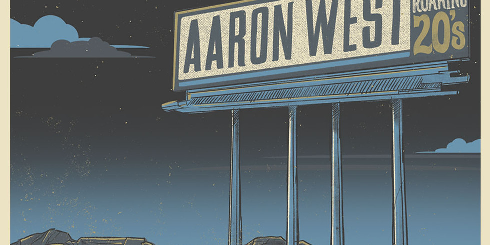 5 Years of The Key Club - SOLD OUT Aaron West & The Roaring Twenties + Lizzy Farrall