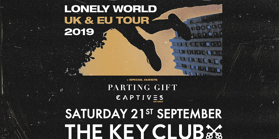 5 Years of The Key Club - Acres, Parting Gift & Captives