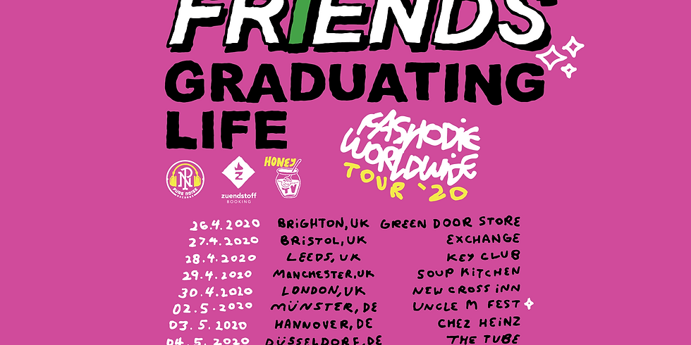 CANCELLED Just Friends + Graduating Life