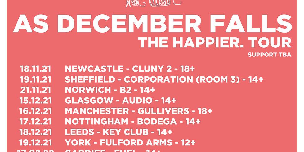 As December Falls