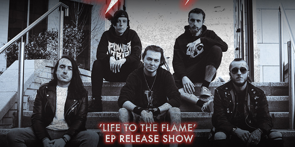 Godeth - 'Life To The Flame' EP Release Show