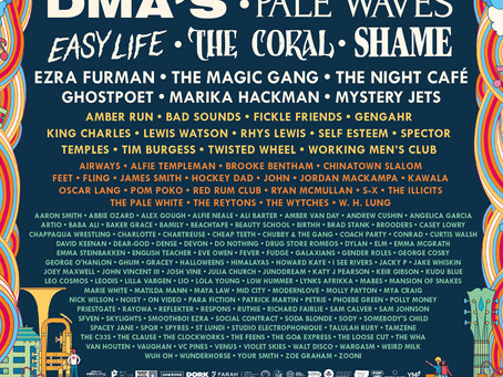 The Coral, The Night Cafe, The Magic Gang and more added to Live at Leeds!