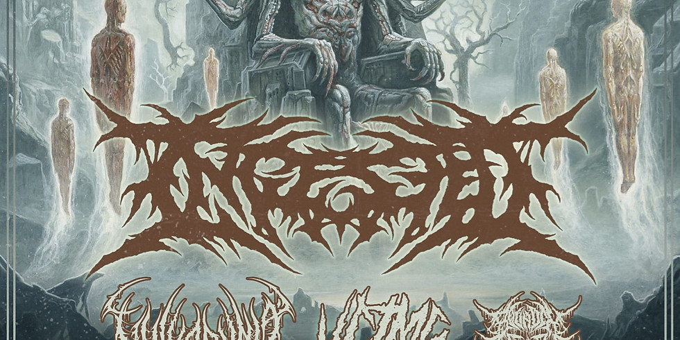 Ingested + Vulvodynia, VCTMS and Bound In Fear.