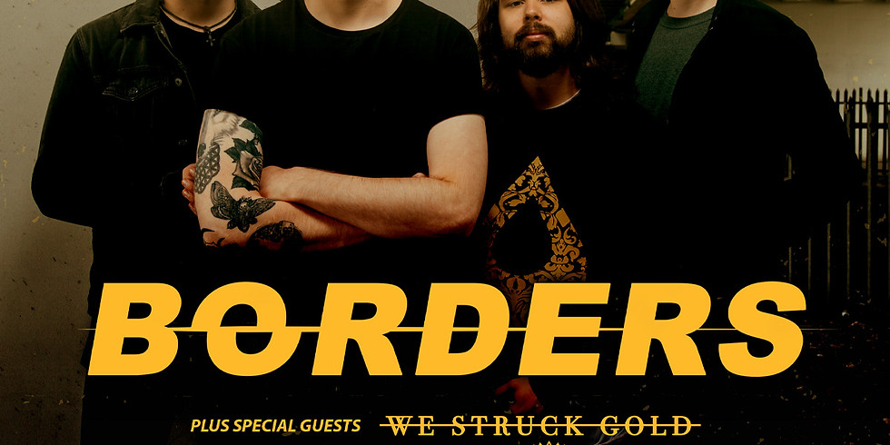 Borders + We Struck Gold, Introspect, Master The Crown
