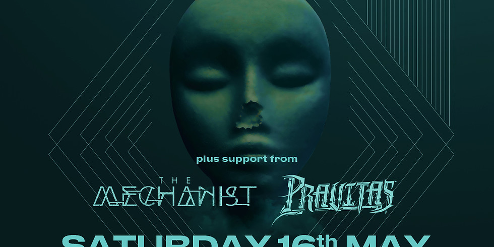 Cancelled - Sertraline EP Release show + The Mechanist, Pravitas.