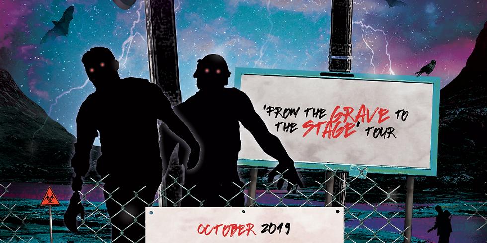 Griever & Ashestoangels Co Headline Halloween Show