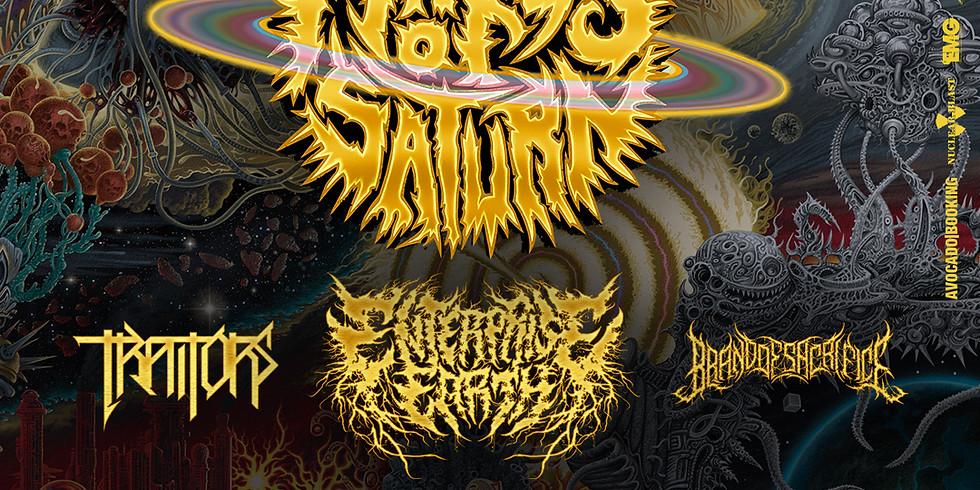 Rings of Saturn +  Enterprise Earth, Traitors & Brand of Sacrifice