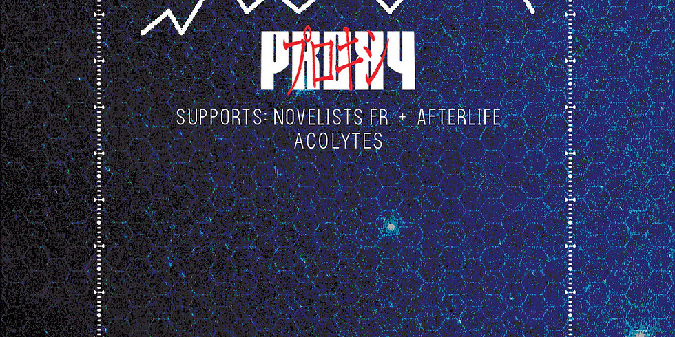 Being As An Ocean + Novelists FR, Afterlife, Acolytes