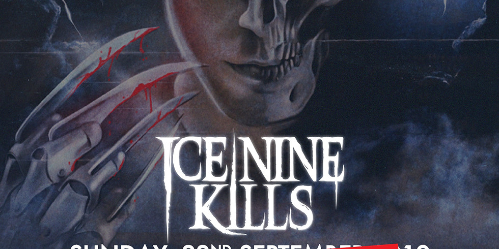 5 Years of The Key Club - SOLD OUT - Ice Nine Kills