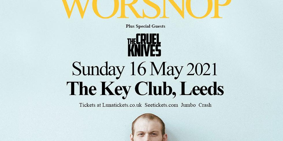 Danny Worsnop + The Cruel Knives