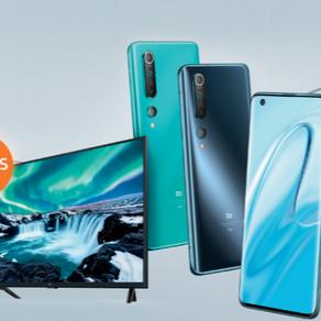"""Xiaomi M10 + Gratis 32"""" TV"""