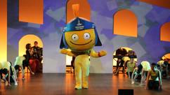 BEB pone la banda sonora a la mascota de los Jocs Mediterranis 2017