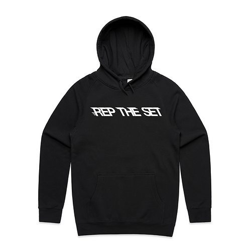 REP THE SET Hoodie
