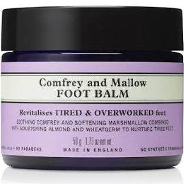 Comfrey & Mallow Foot Balm 50g