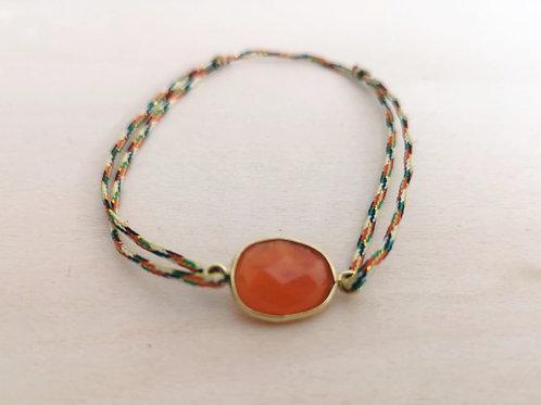 Bracelet pierre semi-précieuse