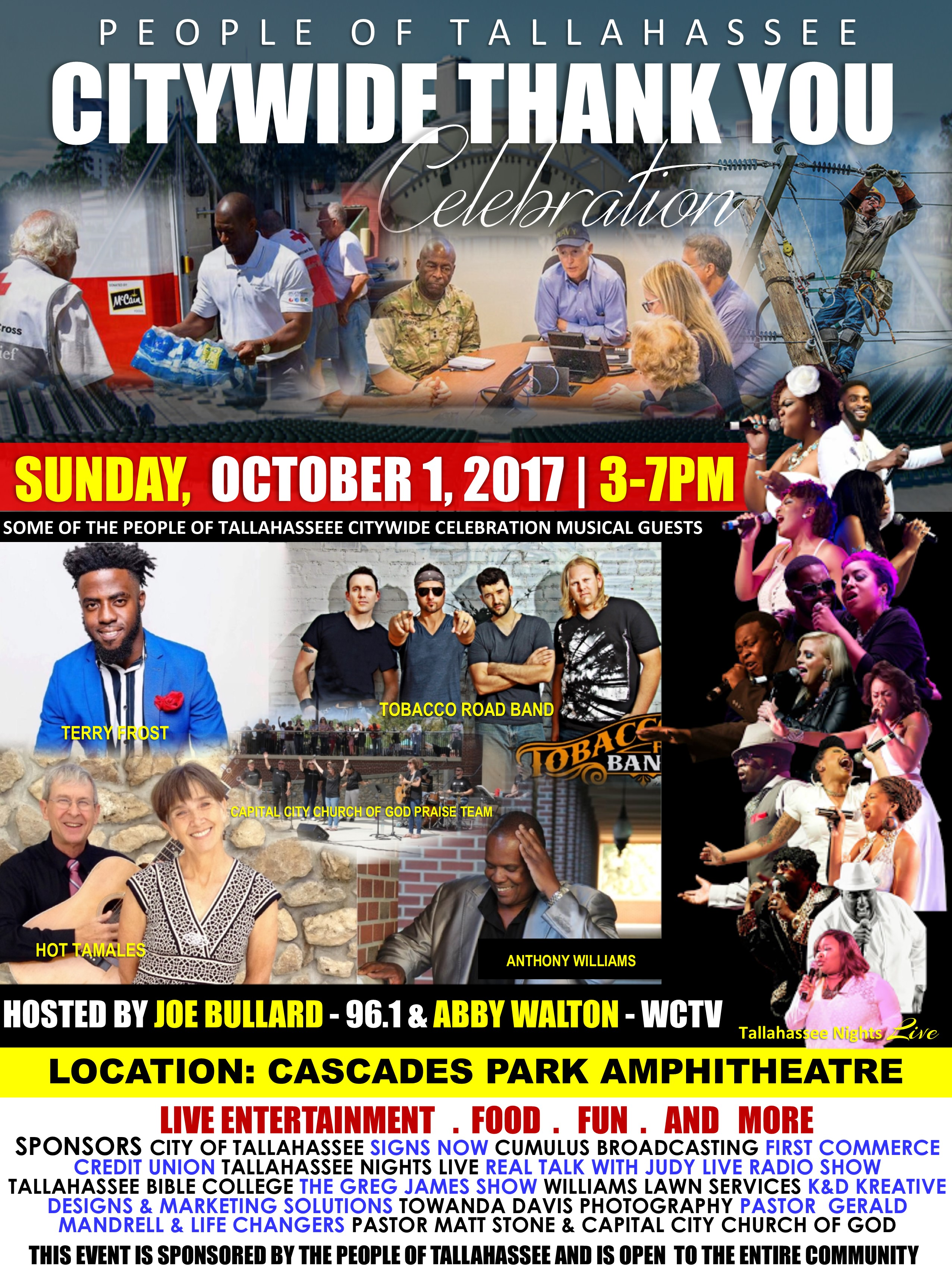 Citywide TY EVENT FLYER - Musical Guest