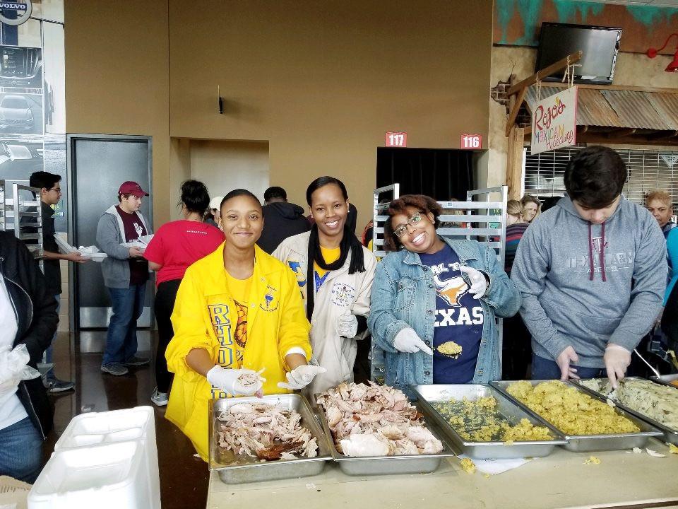 Operation Turkey Volunteer Event