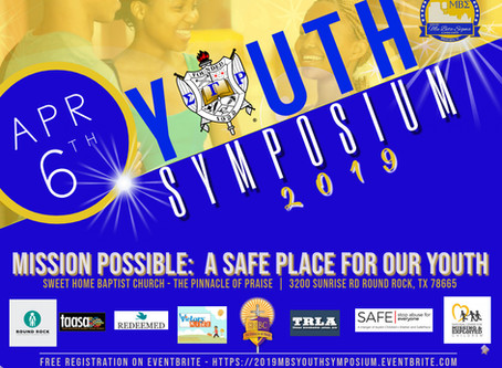 2019 MBS YOUTH SYMPOSIUM