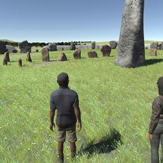 Virtual Avebury