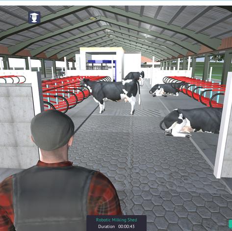 Virtual Farming