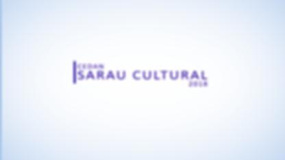 Cedan - Sarau cultural 2018