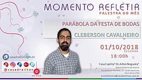 PARABOLA DA FESTA DE BODAS