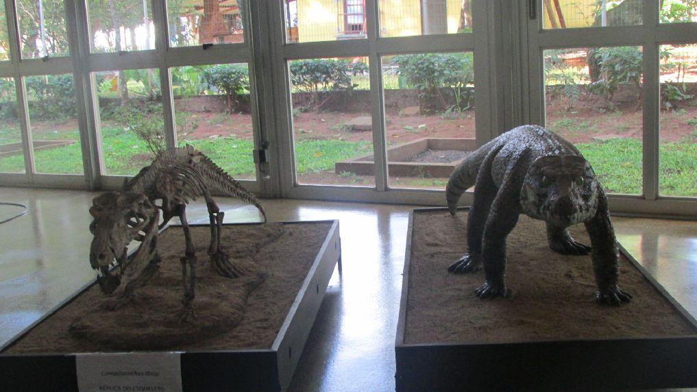 MUSEU PALEONTOLÓGICO DE UBERABA