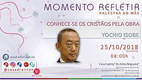 CONHECE-SE OS CRISTÃOS PELA OBRA