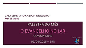 GLAUCIA SAVIN