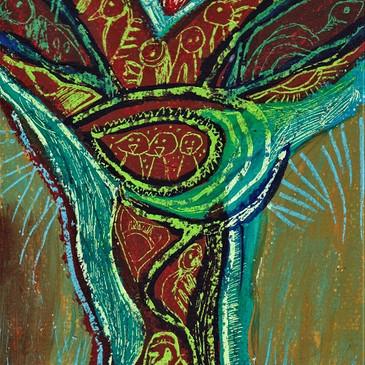 Friendship tree 2018