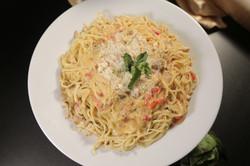 chicekn spaghetti