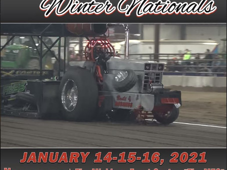 2021 Midwest Winter Nationals is Moving to Shipshewana, IN