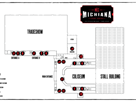 Michiana Event Center (MEC) & Area Information